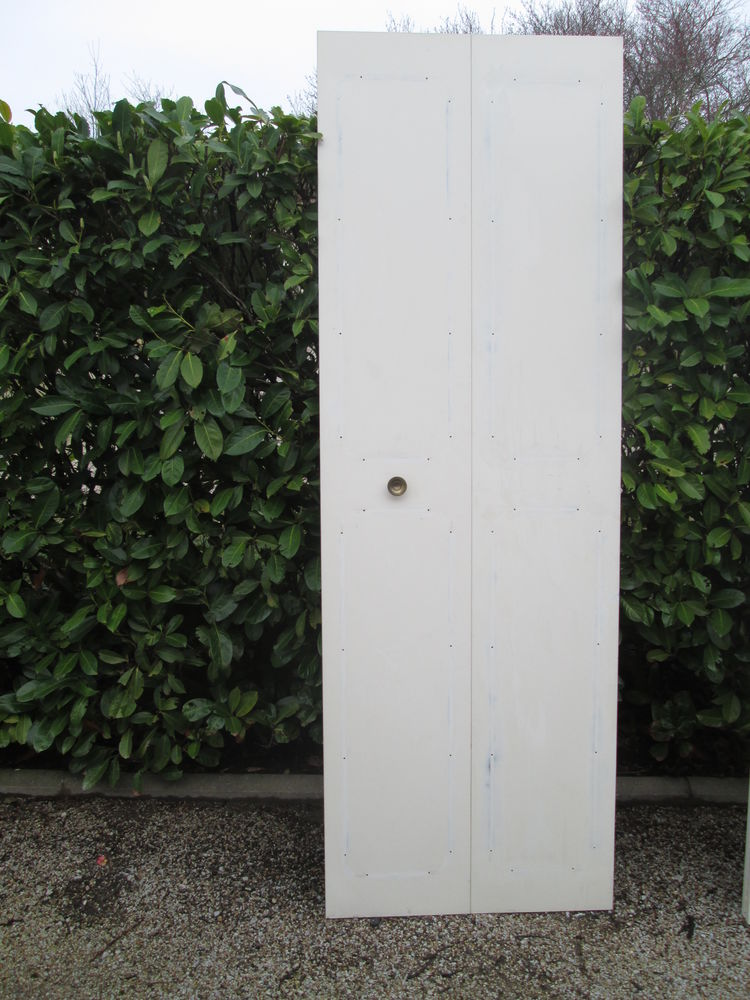 Achetez porte pliante occasion annonce vente castres 81 wb157948001 for Porte de jardin metallique