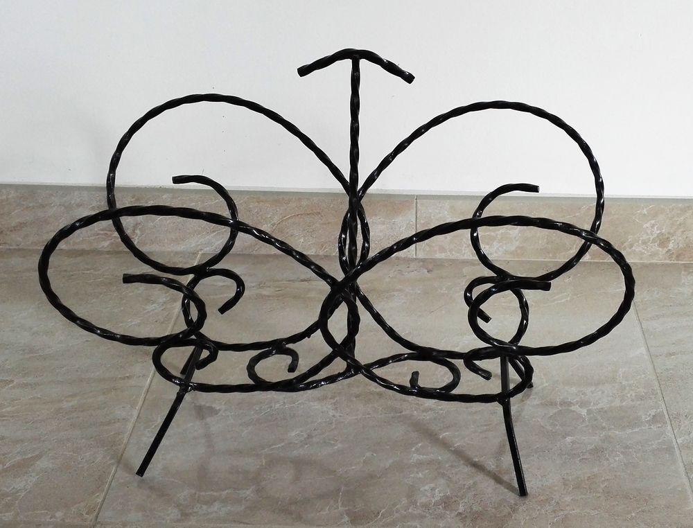 Porte revue Porte revues forme  papillon  15 Cierrey (27)