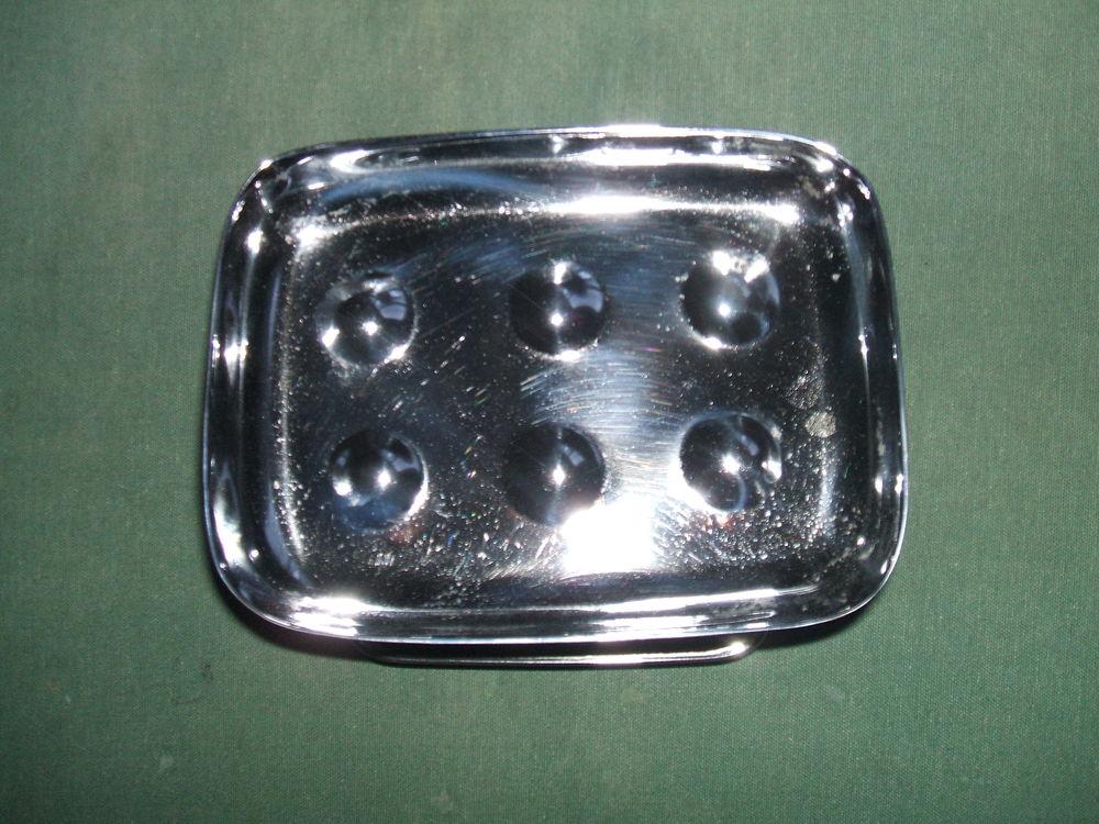 Porte savon en métal 8 Montceau-les-Mines (71)