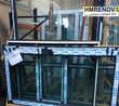 Porte vitrée+Fixe Porte vitrée+Fixe Saint-Genis-Laval (69)