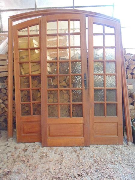 Achetez porte vitr e 3 occasion annonce vente clairvaux for Porte interieure vitree ancienne