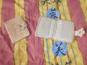 PORTEFEUILLE beige clair - neuf 3 Doussard (74)