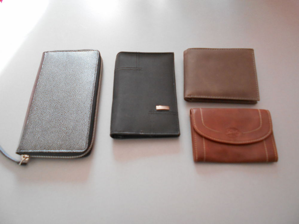 Portefeuille porte-monnaies femme / portefeuille homme  6 Échenoz-la-Méline (70)