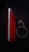 Portefeuille rouge original  0 Paris 15 (75)