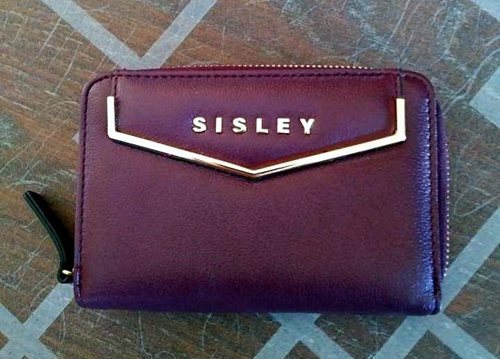 Portefeuille Sisley jamais servi 10 Limoges (87)