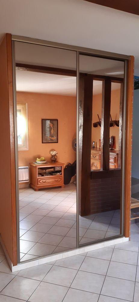 PORTES COULISSANTES MIROIR 200 Petit-Couronne (76)