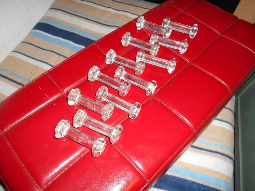 portes couteaux de tables en verre Cuisine