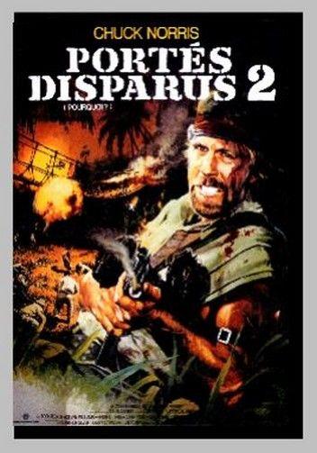 PORTES DISPARUS 2  avec Chuck Norris DVD VF 0 Malo Les Bains (59)