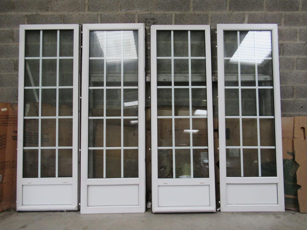 portes fenêtre PVC double vitrages 450 Saint-Martin-Boulogne (62)