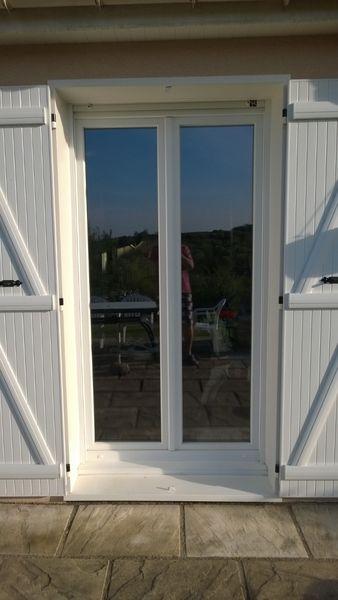 Achetez portes fen tres pvc occasion annonce vente metz for Immobilier chambre sans fenetre