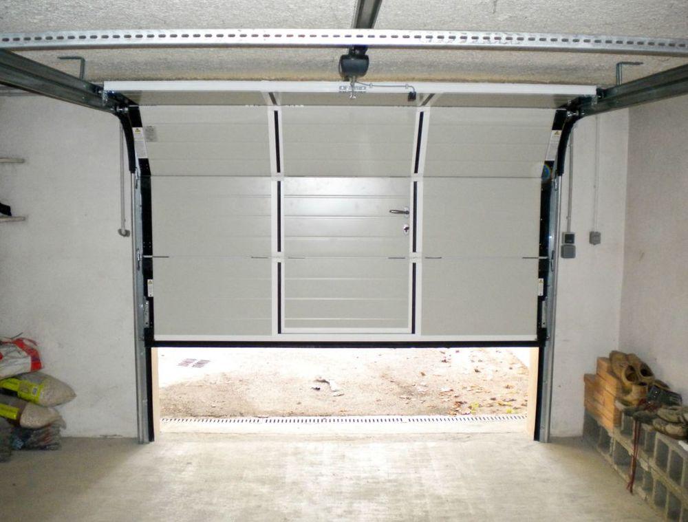 Portes De Garage Occasion En ÎledeFrance Annonces Achat Et Vente - Porte de garage sectionnelle avec fermeture porte fenetre pvc