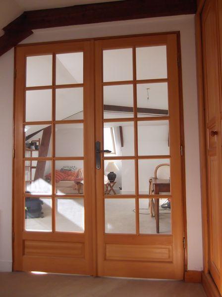 Achetez 5 portes d 39 int rieur occasion annonce vente rennes 35 wb1494 - Prix portes interieures vitrees ...