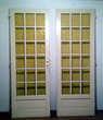 Portes d'intérieur vitrées Bricolage