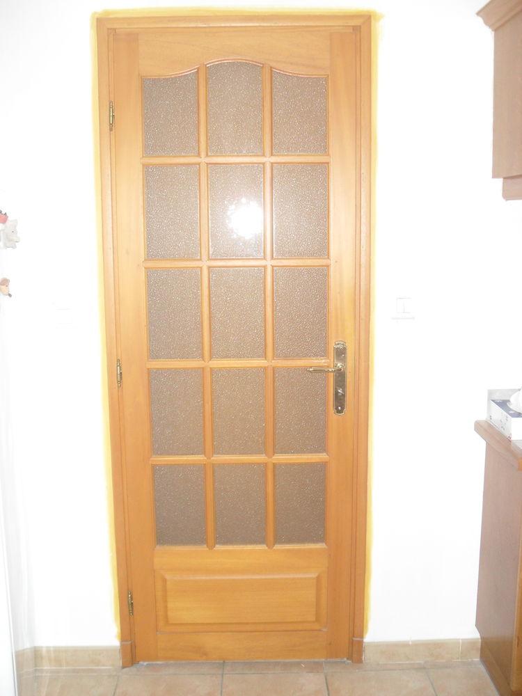 Achetez 2 portes int rieures occasion annonce vente draguignan 83 wb1560 - Prix portes interieures vitrees ...
