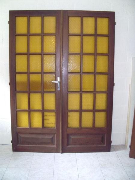 Achetez portes petits occasion annonce vente m n ac for Porte interieur a petit carreaux