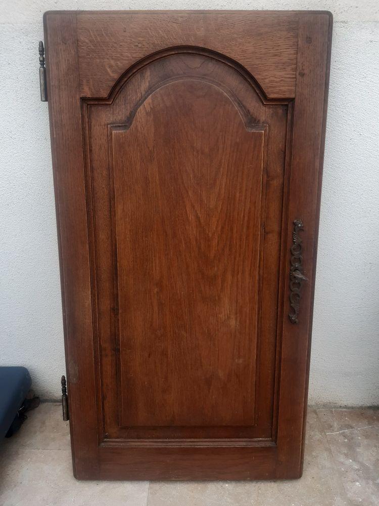 2 portes de placard en chêne 25 Saint-Genis-Laval (69)