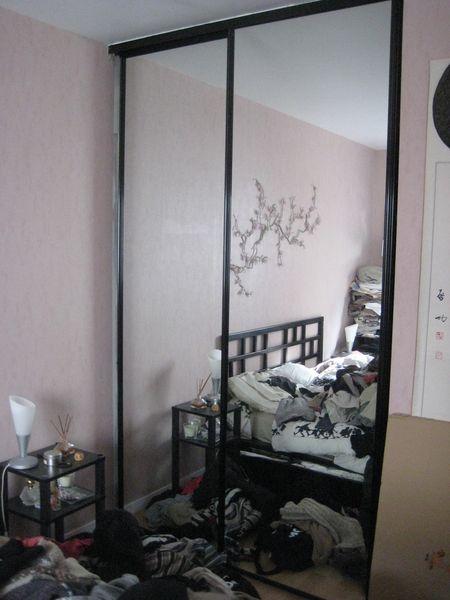 Fabulous portes placard miroir bricolage with iliko portes for Porte ykario prix