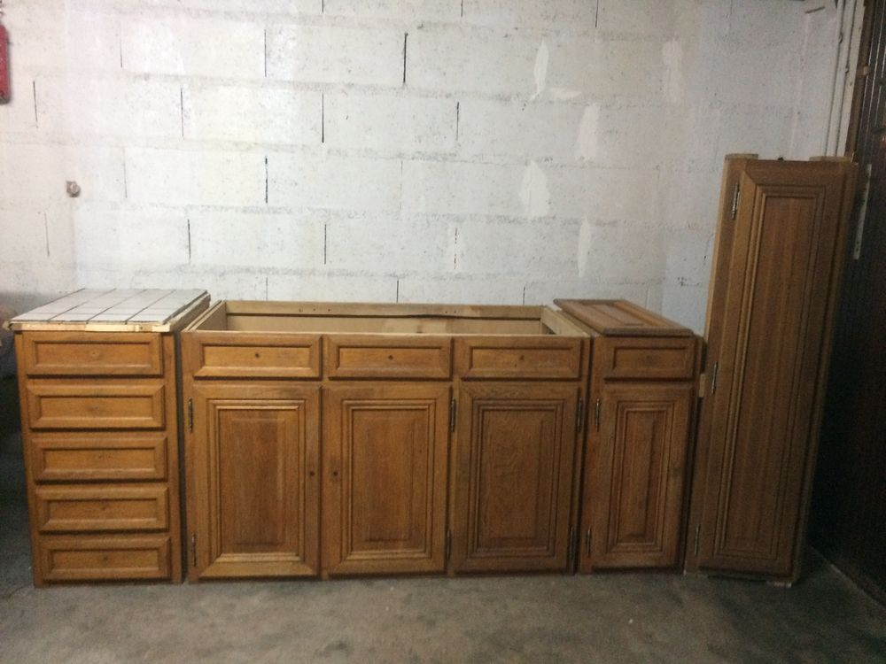 meubles de cuisine occasion dans l 39 essonne 91 annonces achat et vente de meubles de cuisine. Black Bedroom Furniture Sets. Home Design Ideas