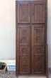 Portes placards armoire chêne décor breton années 1960 Décoration