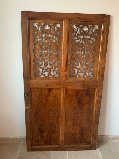 Portes de placards en bois ancien 0 Meyzieu (69)