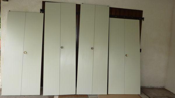 Achetez portes placards kz occasion annonce vente saint for Customiser une porte de placard
