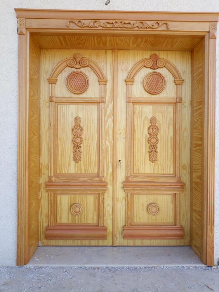 portes sculptée  1 Paris 2 (75)