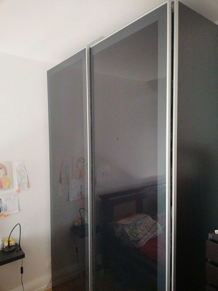 Portes verre coulissantes armoire Ikea ou armoire complète 0 Crégy-lès-Meaux (77)