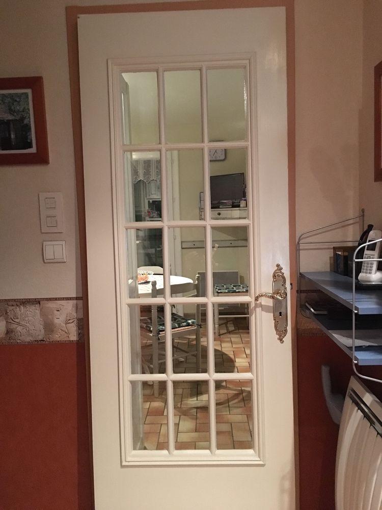 Portes vitrée d'intérieur 60 Étival-lès-le-Mans (72)