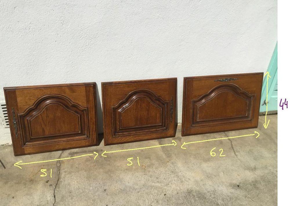 portes vitrine pour meuble 59.4 x 133 :  30 L'Aiguillon (09)
