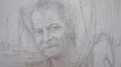 Portrait de  G. Brassens  pièce unique 0 Verfeil (31)