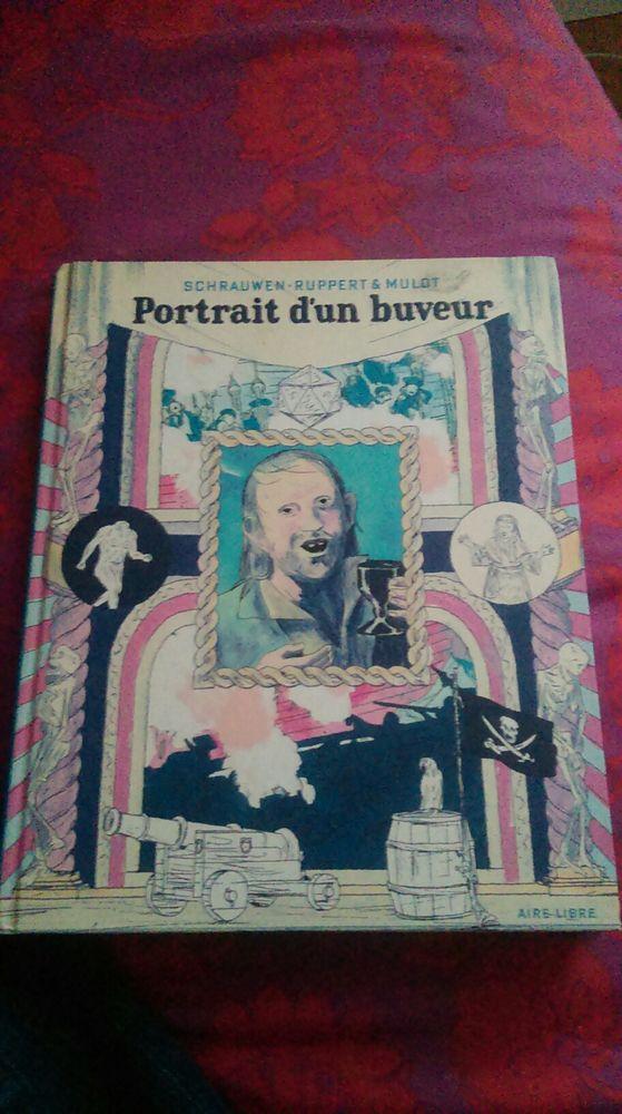 PORTRAIT D'UN BUVEUR LIVRE BD 50 Meulan (78)
