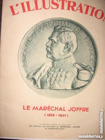 PORTRAIT MARECHAL JOFFRE 15 Toulon (83)