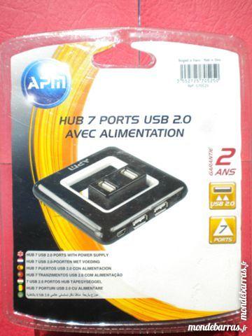 HUB 7 ports USB 2.0 13 Dammarie-les-Lys (77)
