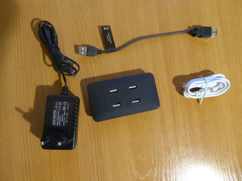 Hub Usb 4 ports 5 Balma (31)