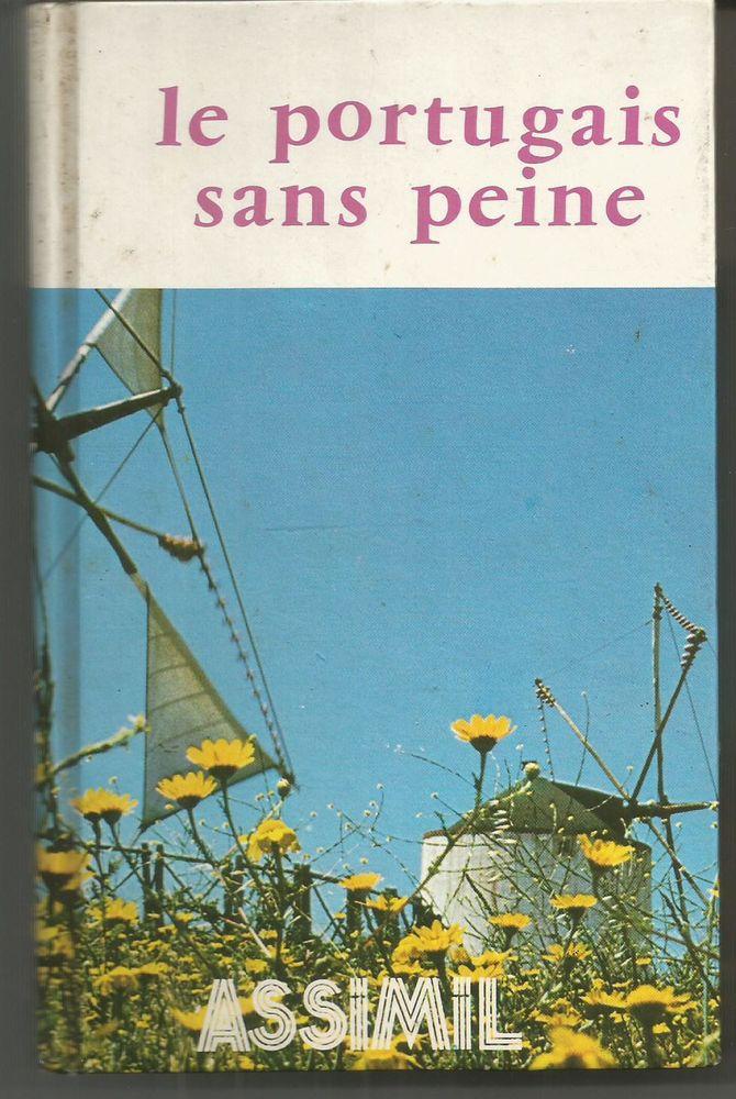 LE PORTUGAIS SANS PEINE - ASSIMIL - 1985 5 Montauban (82)