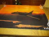 poste 60 x 80 cm avion DASSAULT (décoration ou collection) 0 Mérignies (59)