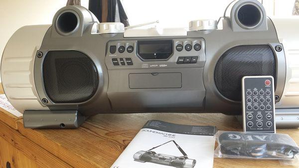 POSTE DE RADIO MULTI-MUSIQUES USB-MP3 20 Pleumeur-Bodou (22)