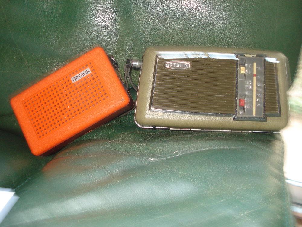 LOT DE 2  POSTE  RADIO OPTALIX 50 Fontenay-le-Fleury (78)