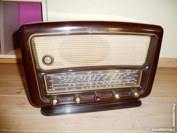 POSTE RADIO SCHNEIDER MELODIE 1956 90 Le Bois-d'Oingt (69)