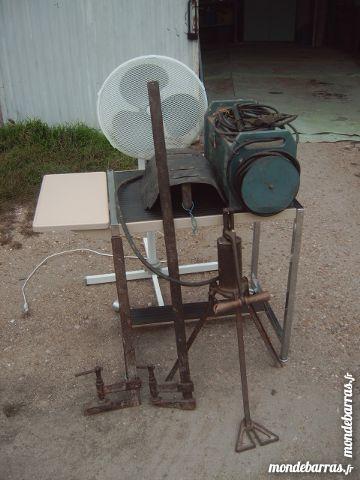 poste a souder + accessoires pompe a air et un ven 189 Saran (45)