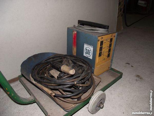 Poste de soudure électrique pro Bricolage