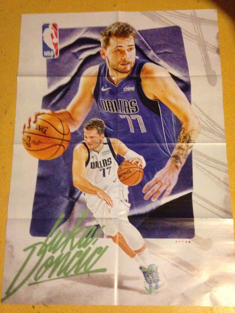 Poster basket Luka Doncic / Jamal Murray 2 Roncq (59)