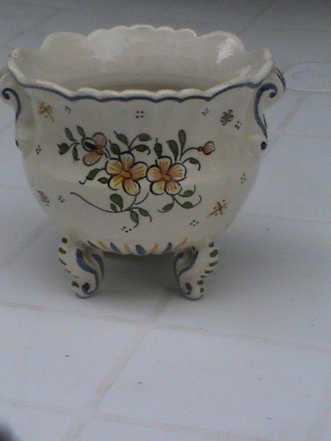lot de poteries  vieux rouen desvres   1 Burbure (62)
