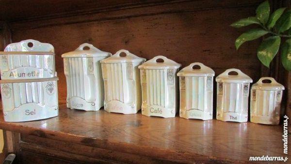 pots à épices, blancs nacrés 75 Boulogne-Billancourt (92)