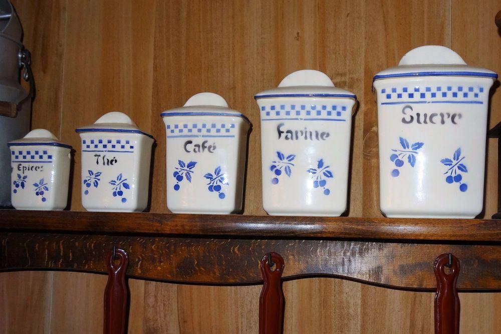 Pots à épices 30 Varennes-Vauzelles (58)
