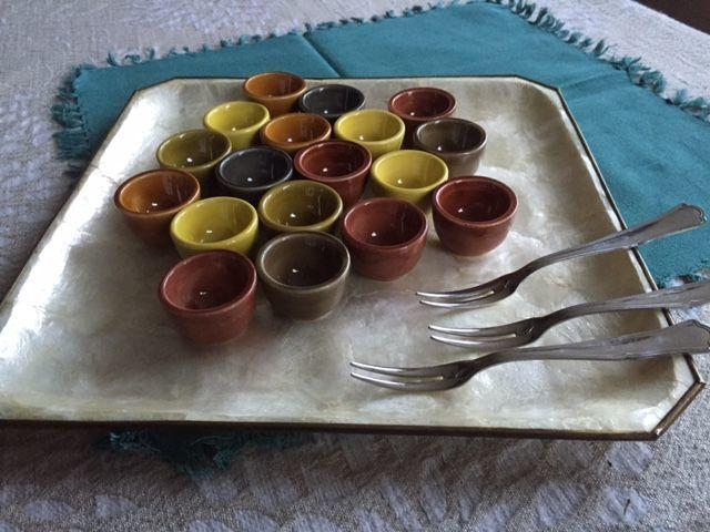 pots a escargots , fourchettes 20 Arras (62)