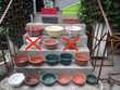 Pots de jardinage jardinières plastique Herblay (95)