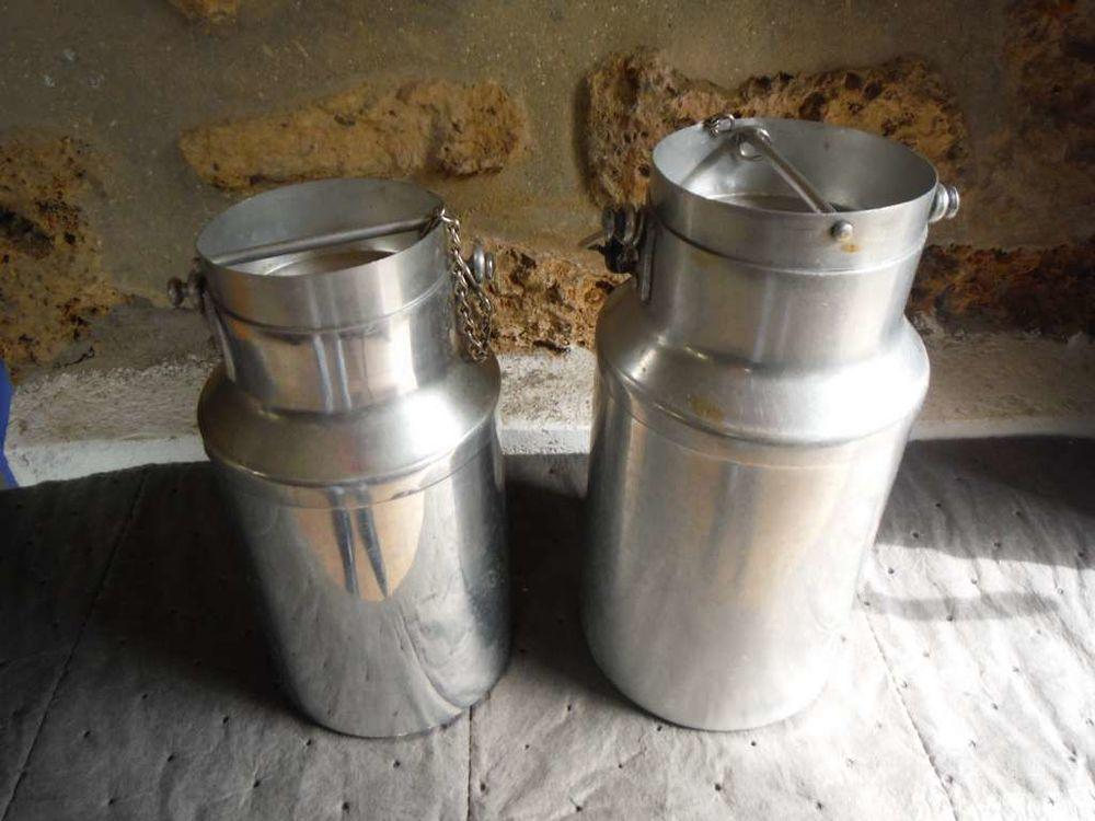 Pots a lait Décoration