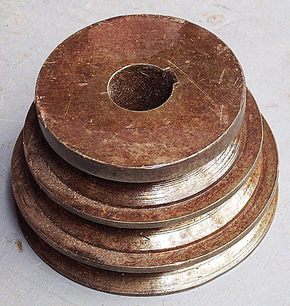Poulie acier étagée de 60-70-80 (ports compris) 30 Le Temple-sur-Lot (47)