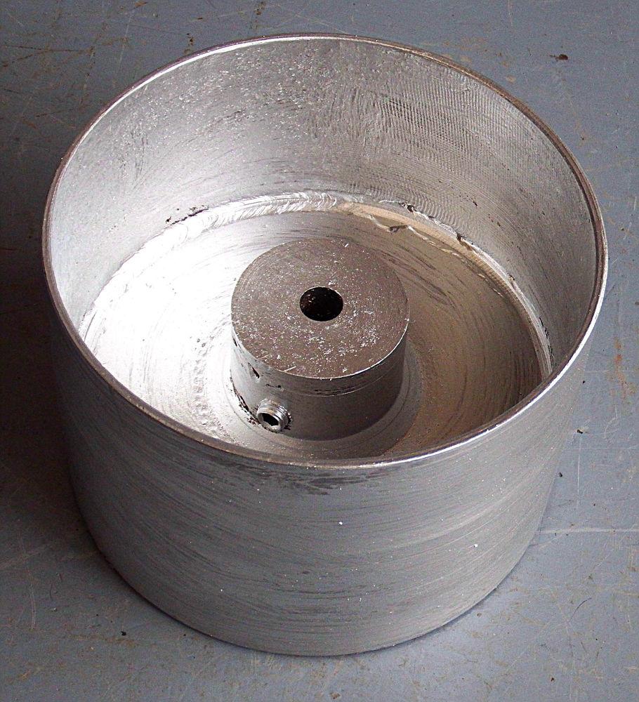 Poulie acier plate de 157x105 mm;(Ports compris). 50 Le Temple-sur-Lot (47)